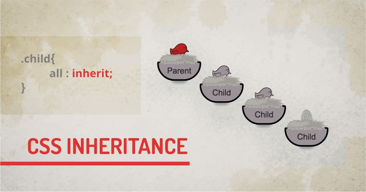 css-inheritance