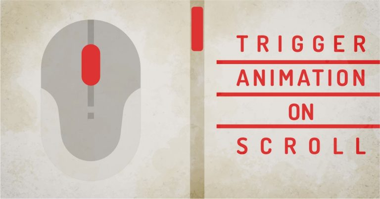 css-scroll-animation