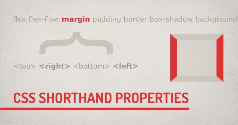 css-shorthand-properties