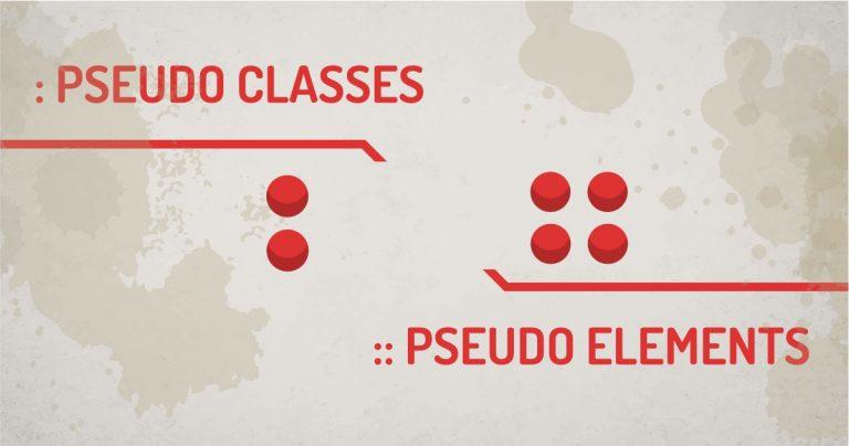 css-pseudo-classes-elements