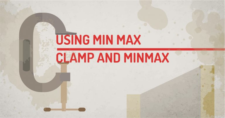 minmax and clamp